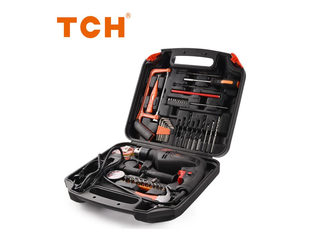 Σετ Επαγγελματικό Τρυπάνι Διατριτικό 16 τεμαχίων, 220V, 750W, TCH, ZZ 6312 - Cb εργαλεία για μαστορέματα   ηλεκτρικά εργαλεία