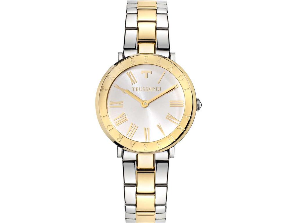 Hellas-tech Trussardi Γυναικείο ρολόι χειρός 30mm 033823ca18e