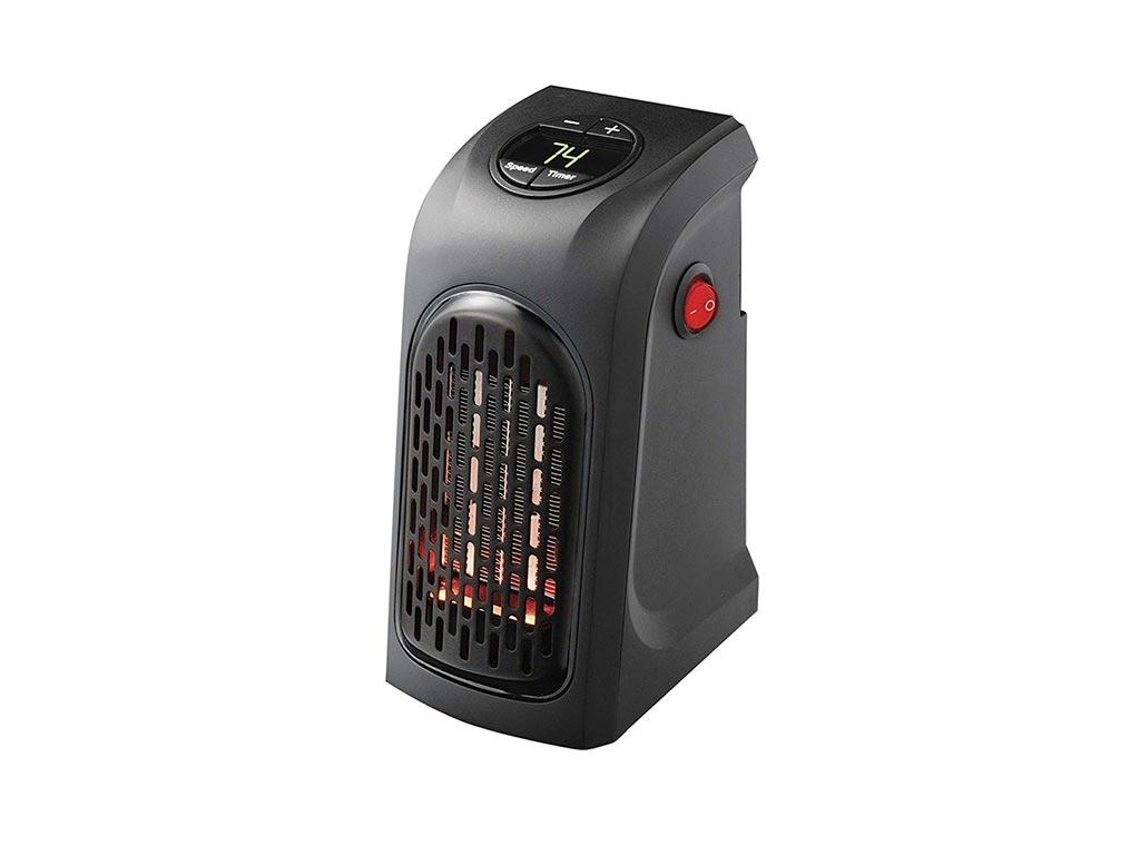 Αερόθερμο Φορητό Πρίζας, Handy Heater 350 Watt - Cb