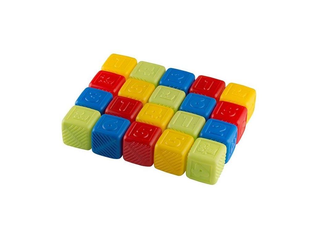 0c7c9f2b73e Σετ Κύβοι Jumbo 20 τεμαχίων για ατέλειωτες ώρες Παιχνιδιού και Δημιουργίας,  Let' s Play | Εκπαιδευτικά παιχνίδια - www.hellas-tech.gr