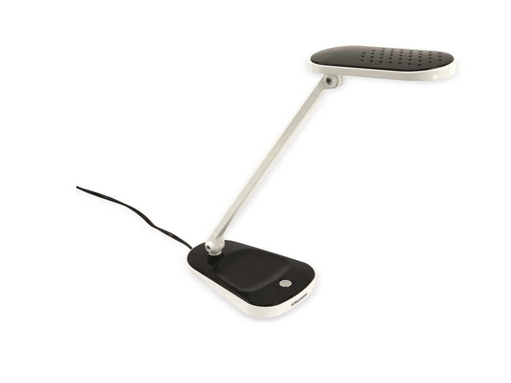 Grundig Μοντέρνο Εύκαμπτο LED Φωτιστικό Γραφείου 5w, 27Leds, με περιστρεφόμενη κ διακόσμηση και φωτισμός   led φωτισμός