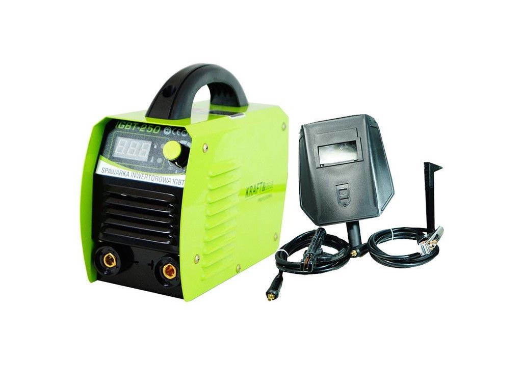 Ηλεκτροκόλληση Inverter MMA 250A Συσκευή Ηλεκτροσυγκόλλησης, Kraft&Dele KD-1844 - Kraft&Dele