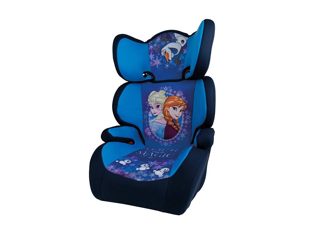 Disney Frozen Παιδικό Κάθισμα Ασφαλείας Αυτοκινήτου για παιδιά ηλικίας 4-12 ετών μωρά και παιδιά   βόλτα και ταξίδι
