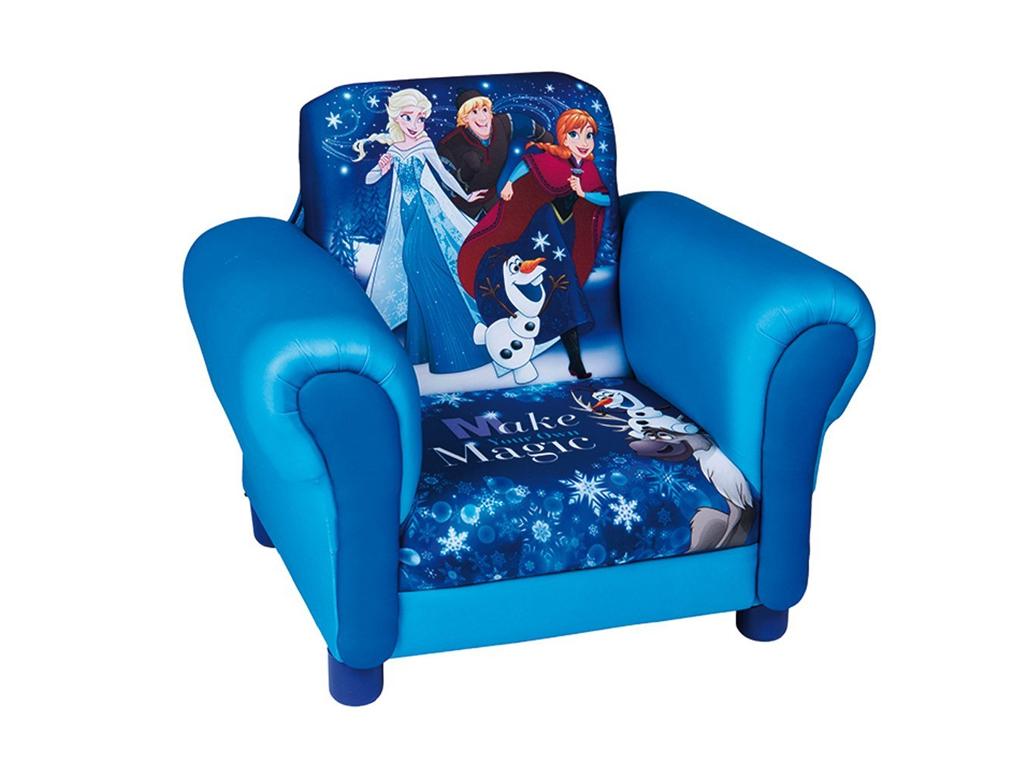 Disney Frozen Παιδική πολυθρόνα για παιδιά κατάλληλη για ηλικίες από 15 μηνών και εώς 25 κιλά - Disney