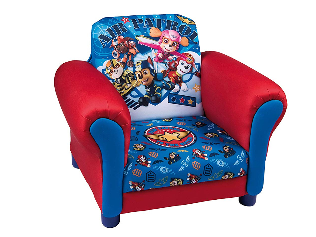 Paw Patrol Παιδική πολυθρόνα για παιδιά, Παιδικό κάθισμα Paw Patrol για ηλικίες  μωρά και παιδιά   παιδική διακόσμηση