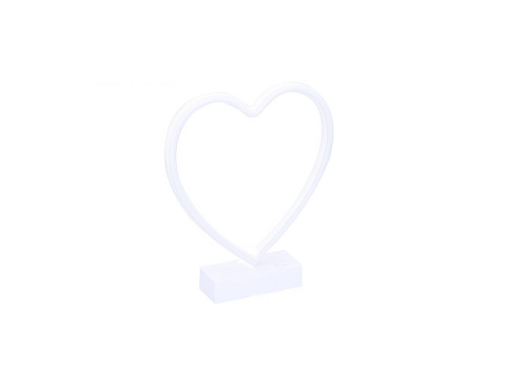 Φωτιστικό LED σε Σχήμα Καρδιάς Grundig Διαστάσεων 24x5,5x29cm Με μπαταρίες, Σε κ διακόσμηση και φωτισμός   led φωτισμός