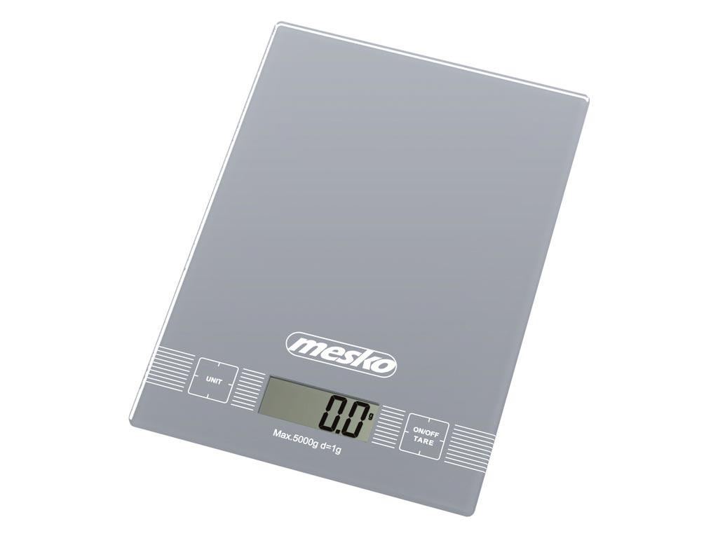 Mesko Ψηφιακή Ζυγαριά Κουζίνας Ακριβείας έως 5Kg με αυτόματο μηδενισμό και LCD ο κουζίνα   ζυγαριές κουζίνας