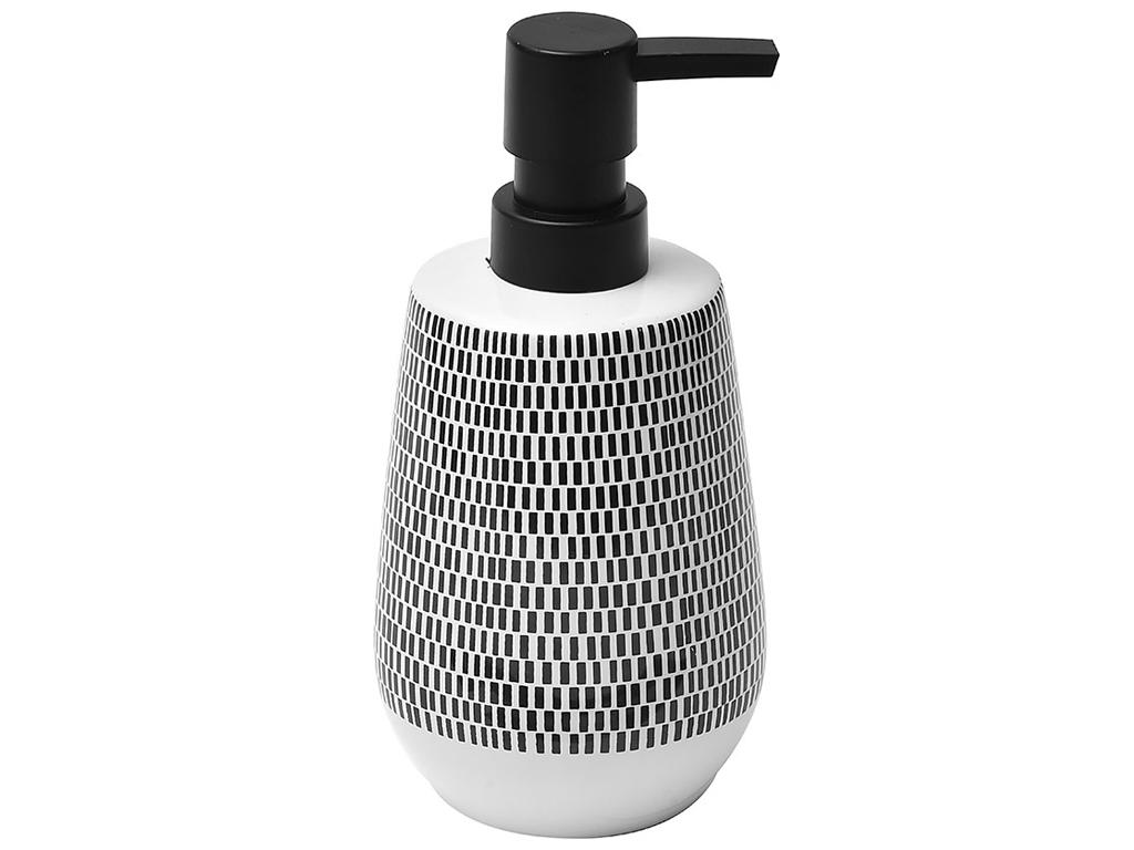 Διανεμητής σαπουνιού Dispenser, Δοχείο για κρεμοσάπουνο με αντλία σε ψηφιδωτό σχ μπάνιο   αξεσουάρ μπάνιου