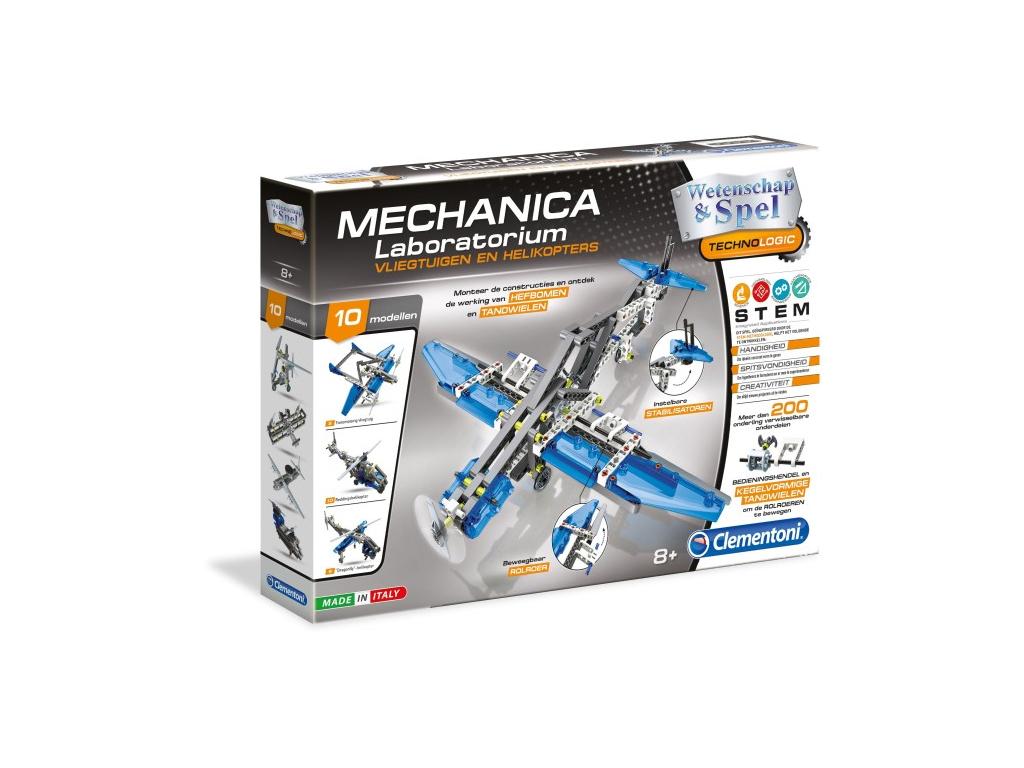 Εκπαιδευτικό παιχνίδι Μαθαίνω και Δημιουργώ Εργαστήριο Μηχανικής Αεροπλάνα & Ελι παιχνίδια   εκπαιδευτικά παιχνίδια