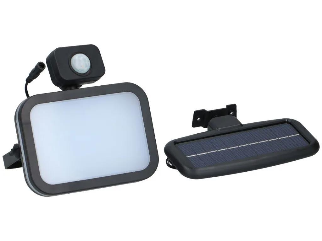 Ηλιακό Φωτιστικό με Λάμπα LED Solar Light ιδανικό για εξωτερικούς χώρους με αισθητήρα κίνησης, 16.7x11.5x15.3cm, Grundig - Grundig