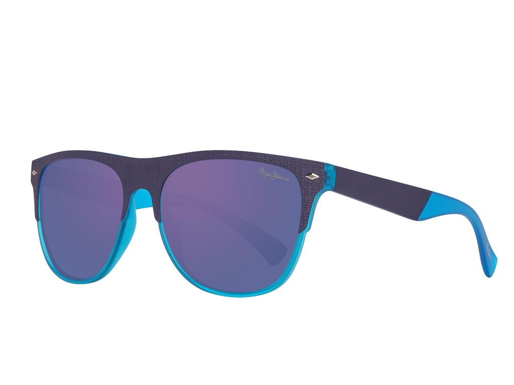 35adcdb690 Pepe Jeans Ανδρικά Γυαλιά Ηλίου με Ορθογώνιο Φακό και προστασία UV ...