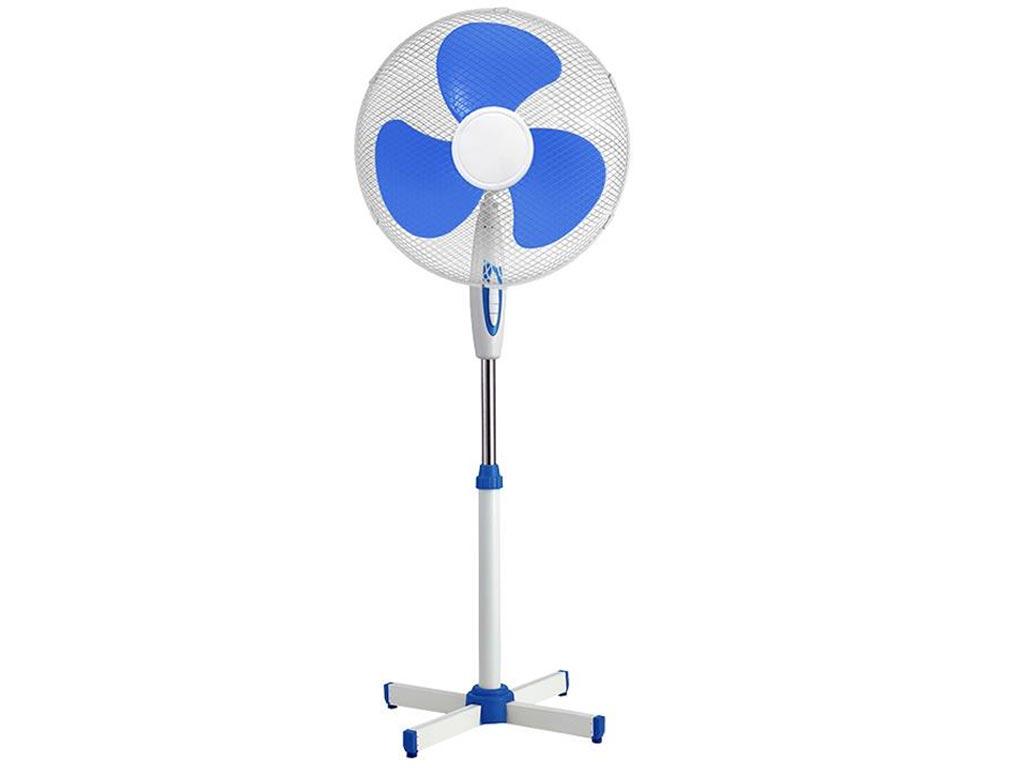 Ανεμιστήρας Δαπέδου 45 Watt διαμέτρου 40 εκατοστά με 3 ταχύτητες, Homie 4931 - Homie