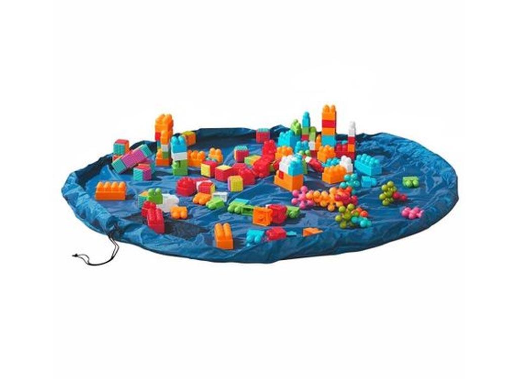Αναδιπλούμενο χαλί παιχνιδιών, διάμετρος 130 εκατοστά - Timeless tools