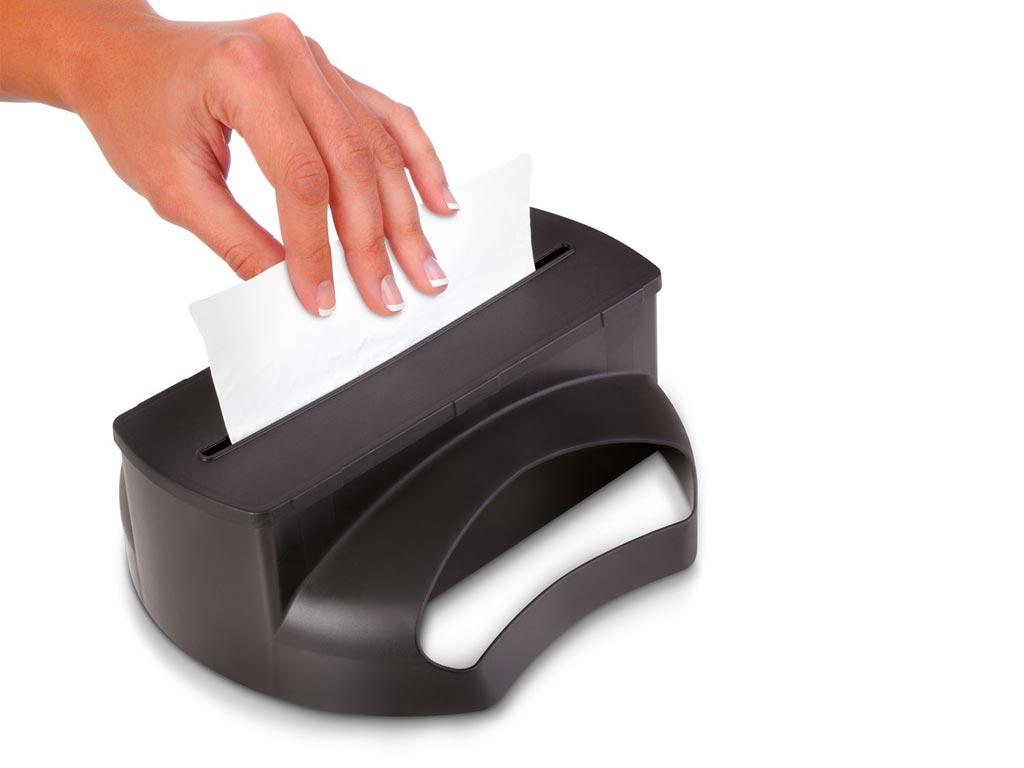 Θήκη Dispenser για σακούλες σκουπιδιών, για το ντουλάπι, τον τοίχο ή τον κάδο, Τrash Tidy