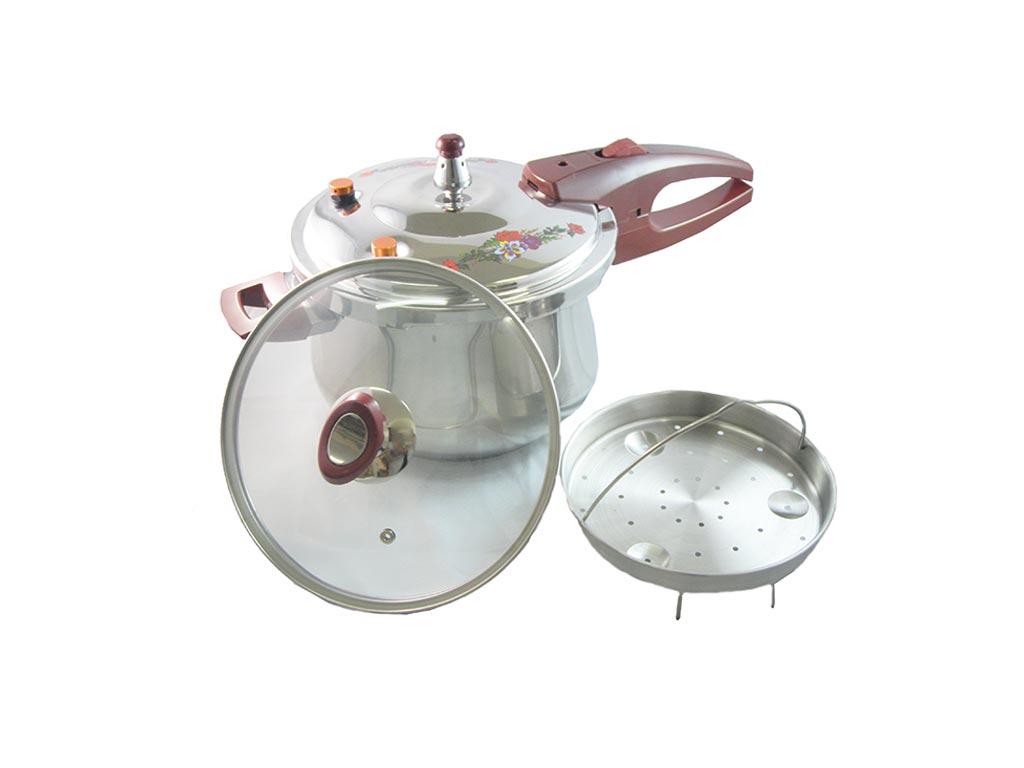 Χύτρα Ταχύτητος χωρητικότητας 11L από Ανοξείδωτο Ατσάλι 18/10 με διάμετρο 28cm – Dessini