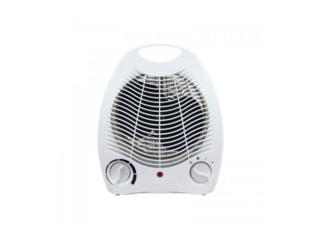 Αερόθερμο Δαπέδου 2000W με θερμοστάτη και 2 επίπεδα θερμότητας, FH1705 - Aria Trade
