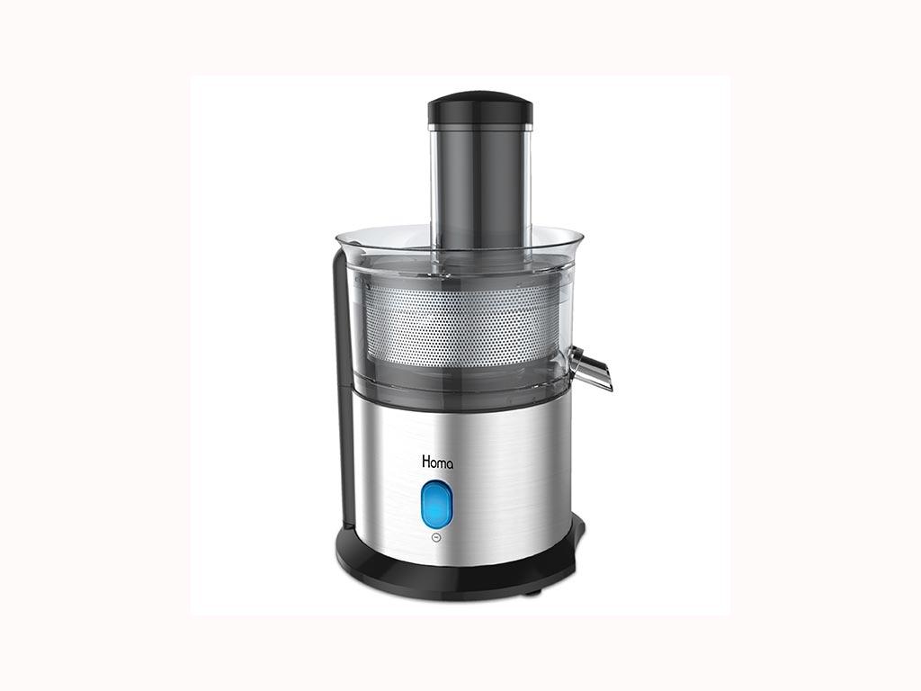 Ηλεκτρικός Αποχυμωτής για φρούτα και λαχανικά, Αθόρυβος, 150Watt, Homa HJ-1500SP - Muhler