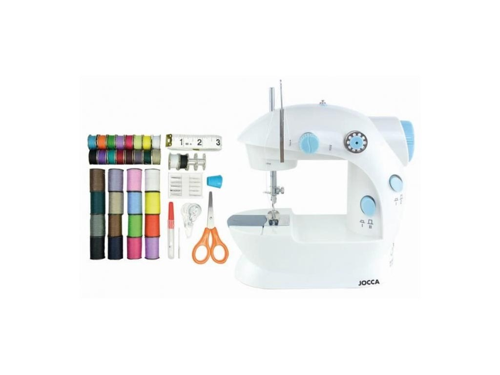 Jocca Σετ Ραπτομηχανή και αξεσουάρ Ραπτικής 48 τεμαχίων, Sewing Machine kit - JOCCA home & life