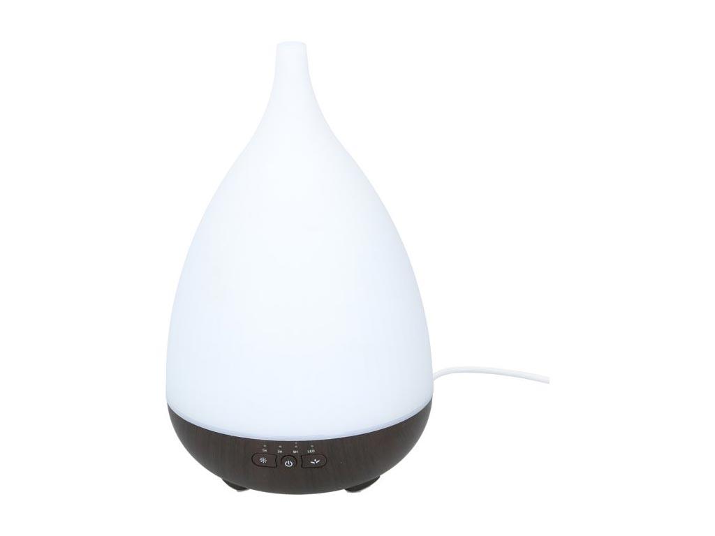 Διαχυτής Αρώματος με LED φωτισμό και εναλλαγή χρωμάτων, 14x14x21.8 cm, Grundig - Grundig