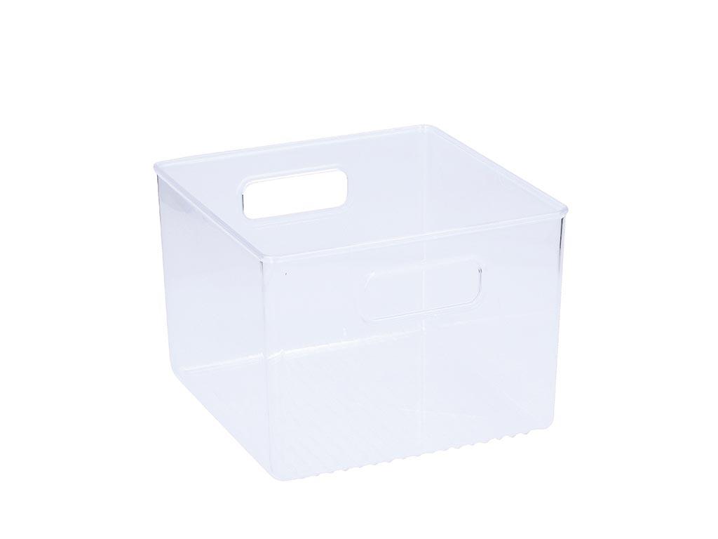 Κουτί Αποθήκευσης και Οργάνωσης Ψυγείου, 20.5x20.5x15 cm, Alpina Switzerland - Alpina Switzerland