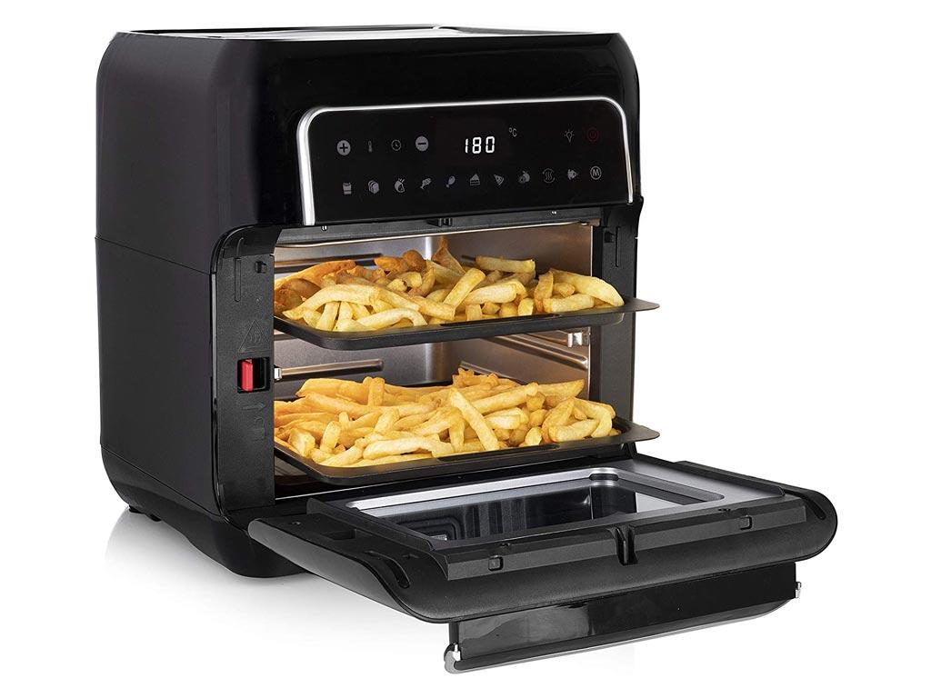 Tristar Φριτέζα Αέρος Χωρίς Λάδι Φούρνος 1500W χωρητικότητας 10L, Crispy Fryer Oven FR-6998 - Tristar