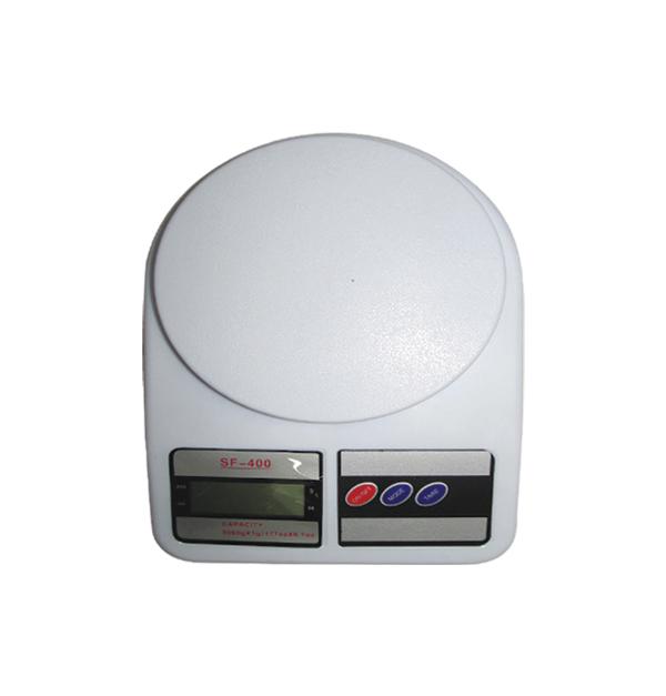 Ηλεκτρονική Ζυγαριά Ακριβείας Κουζίνας 0-7kg, SF-400 - Cb κουζίνα   ζυγαριές κουζίνας