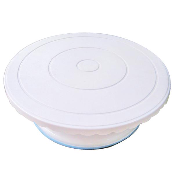 Πλαστική περιστρεφόμενη βάση για τούρτα Διαμέτρου 28,5 cm - Cb