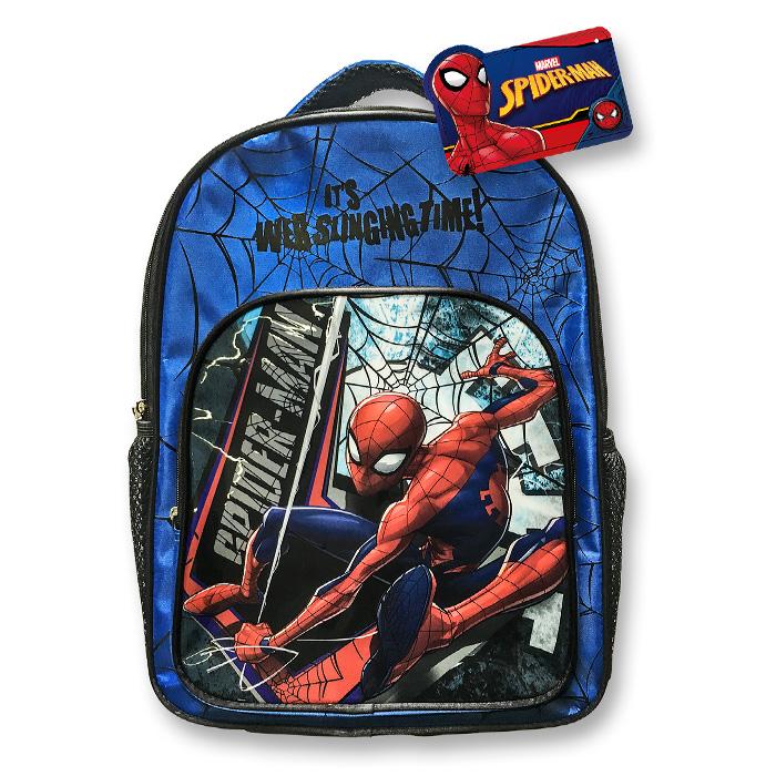 Σχολική Τσάντα Νηπίου Σακίδιο Πλάτης με θέμα Spiderman, 29x22x10cm, 50-1977 - Cb σχολικά είδη   σχολικές τσάντες