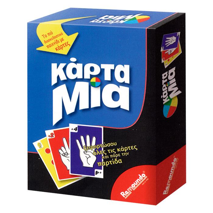 Επιτραπέζιο Παιχνίδι με Κάρτες, Κάρτα Μία - Cb παιχνίδια   επιτραπέζια παιχνίδια