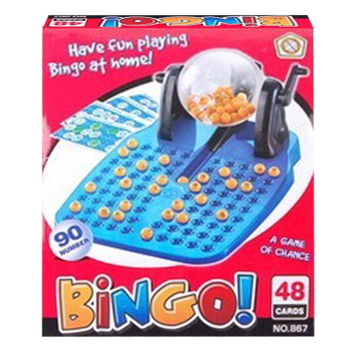 Επιτραπέζιο παιχνίδι BINGO με 48 καρτέλες και 90 Νούμερα - Cb παιχνίδια   επιτραπέζια παιχνίδια