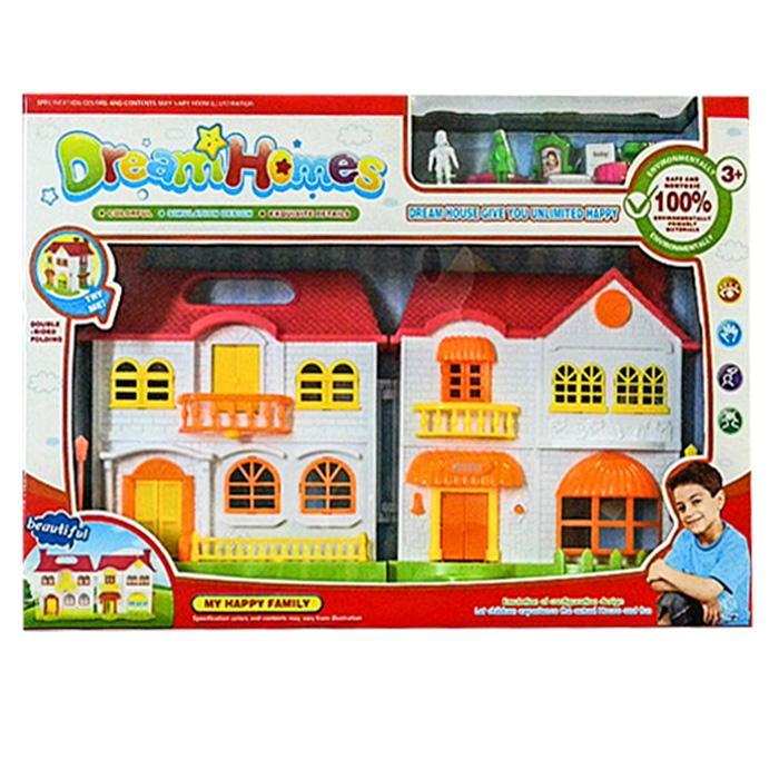 Παιδικό Παιχνίδι Σπιτάκι μεσαίου Μεγέθους, Dream Homes - Cb παιχνίδια   σπιτάκια