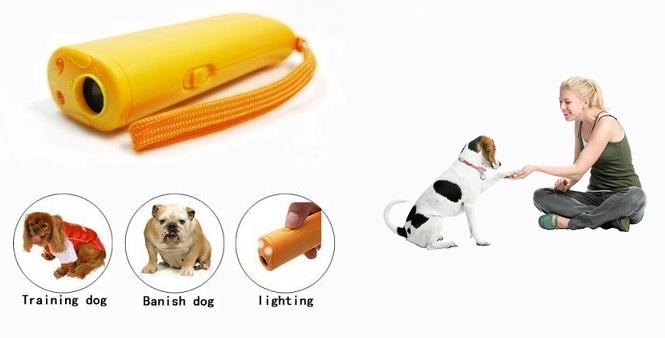 Συσκευή Εκπαίδευσης σκύλων 3 σε 1! - TV σπίτι   είδη κατοικιδίων