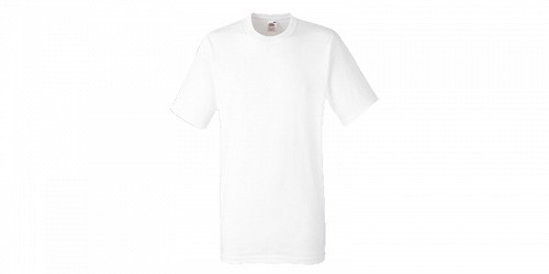 "Ανδρικό T-Shirt, ""Valueweight Τ"", White No 30, Fruit of the Loom 10000003"