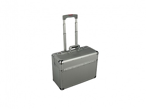 7f4be06f3b Suitcases and Hand Luggage- Hoffmanns Trolley ABS 40 x 36 x 22 cm in Deep  Blue Color