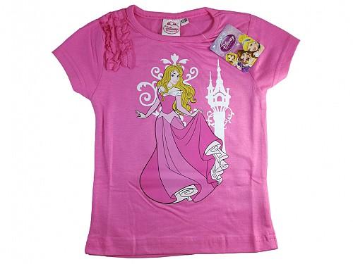 0ab33ae4f090 Είδη ένδυσης και υπόδησης για παιδιά- Disney 32127 Παιδικό Κοριτσίστικο  Κοντομάνικο Μπλουζάκι Princess με Λαιμόκοψη σε Ροζ χρώμα - hellas-tech.gr