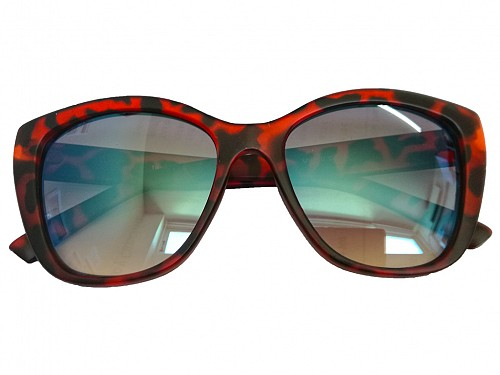 022e64e283cf Γυναικεία Γυαλιά Ηλίου με Πλαστικό Σκελετό Cat Eyes