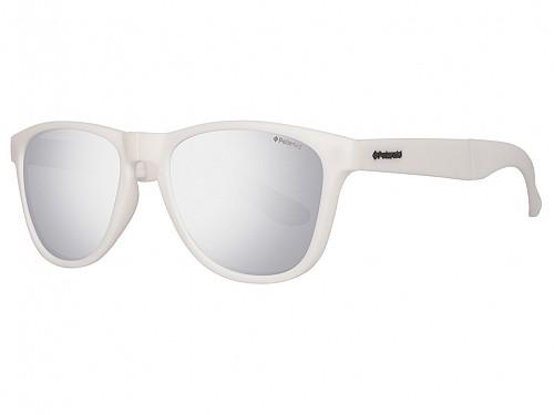 Polaroid Unisex Γυαλιά Ηλίου με Λευκό Αναδιπλούμενο σκελετό ff61ec81664